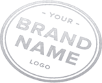 your brand name logo