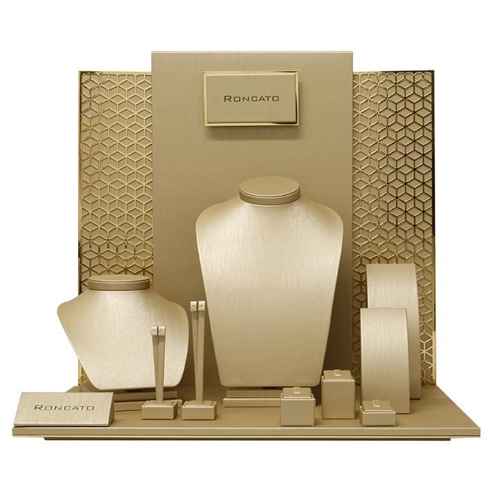 Vitrines pour bijouteries - 06roncato