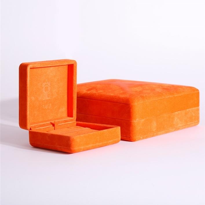 Étuis à bijoux - 50 arancione