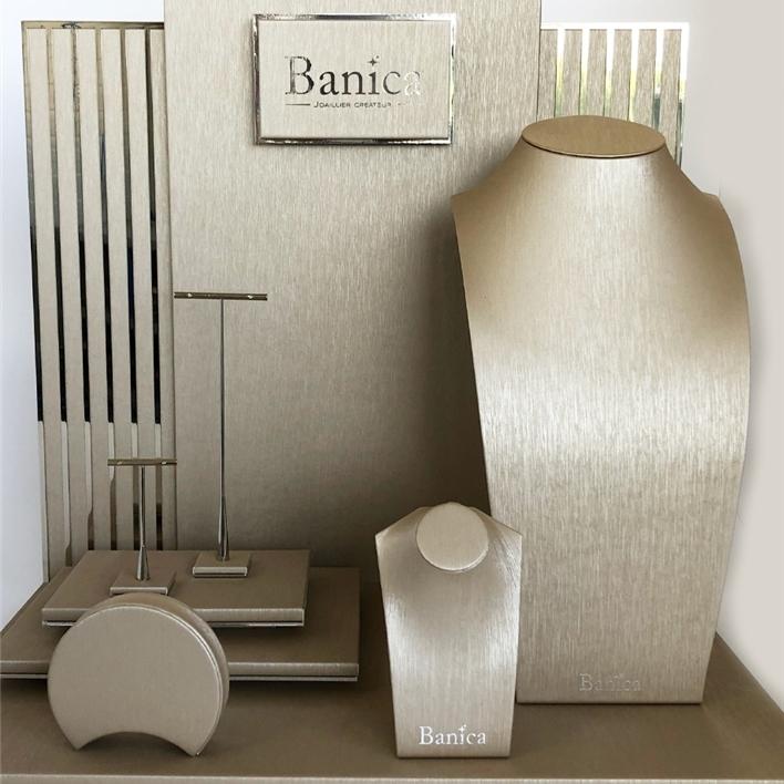 INSPIRATIONS POUR VOS VITRINES BIJOUX - banica