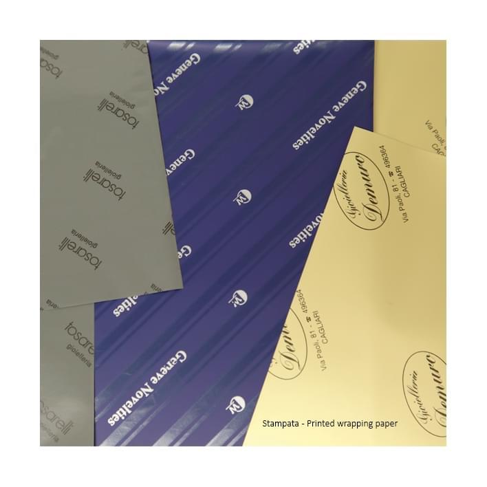 Papier personnalisé - carta stampata