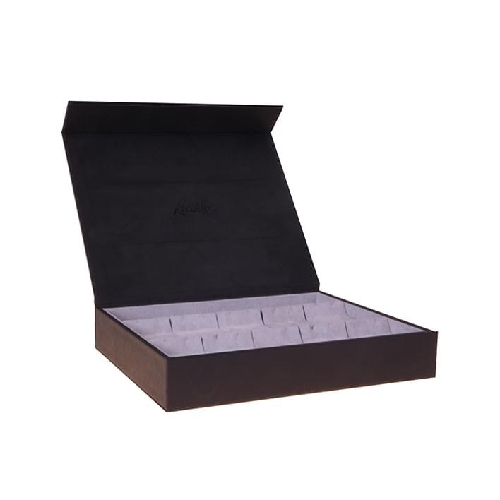 Bacs compartimentés - Couvette con coperchio 3