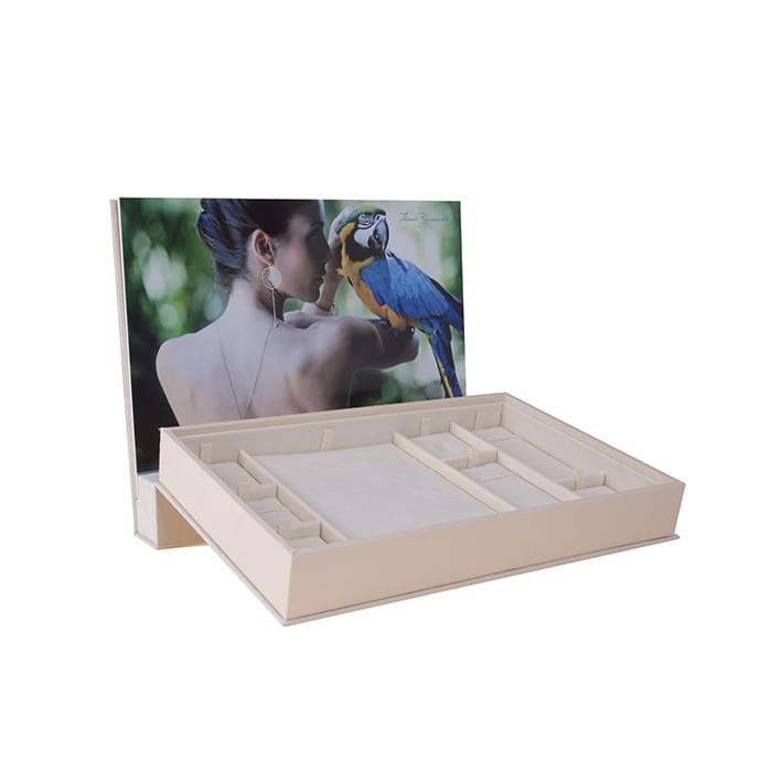 Bacs compartimentés - Couvette Display 2