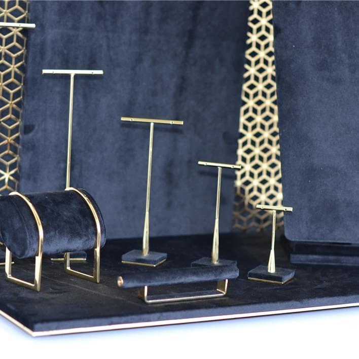 Set de prèsentoires pour bijouteries - DSC 0101