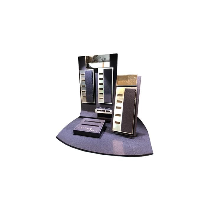 Set de prèsentoires pour bijouteries - Espo coscia