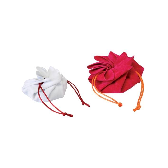 Pochettes à bijoux - flower pochette
