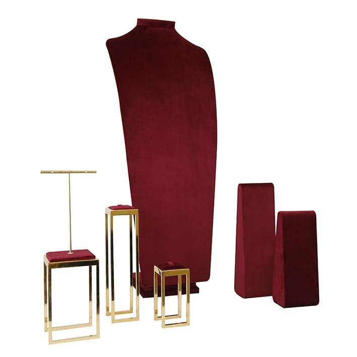 Présentoirs à bijoux - geneve-rosso