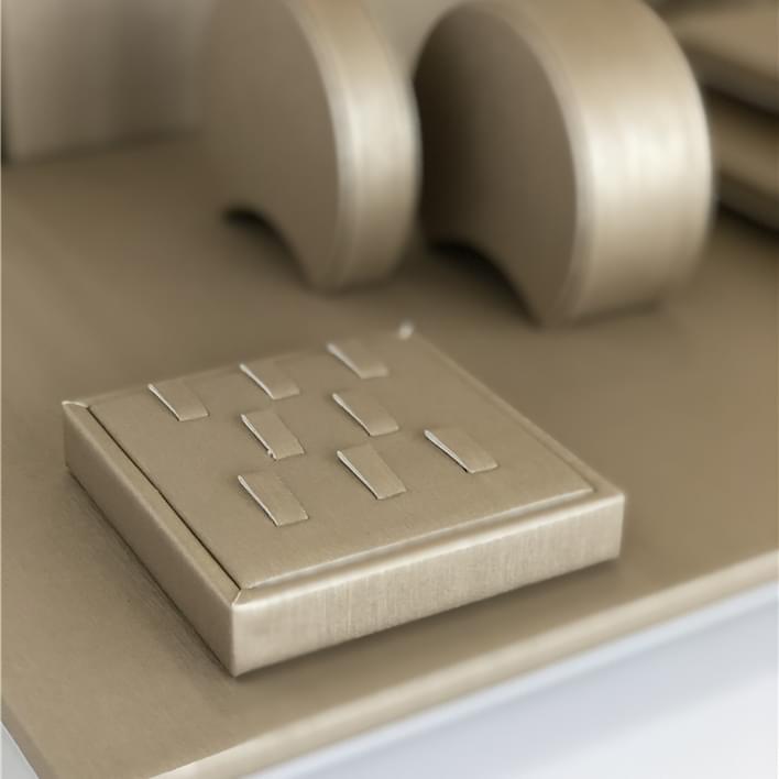 Set de prèsentoires pour bijouteries - IMG E4972