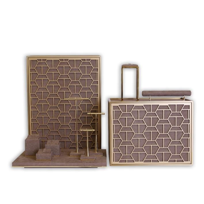 Set de prèsentoires pour bijouteries -  MGT0022