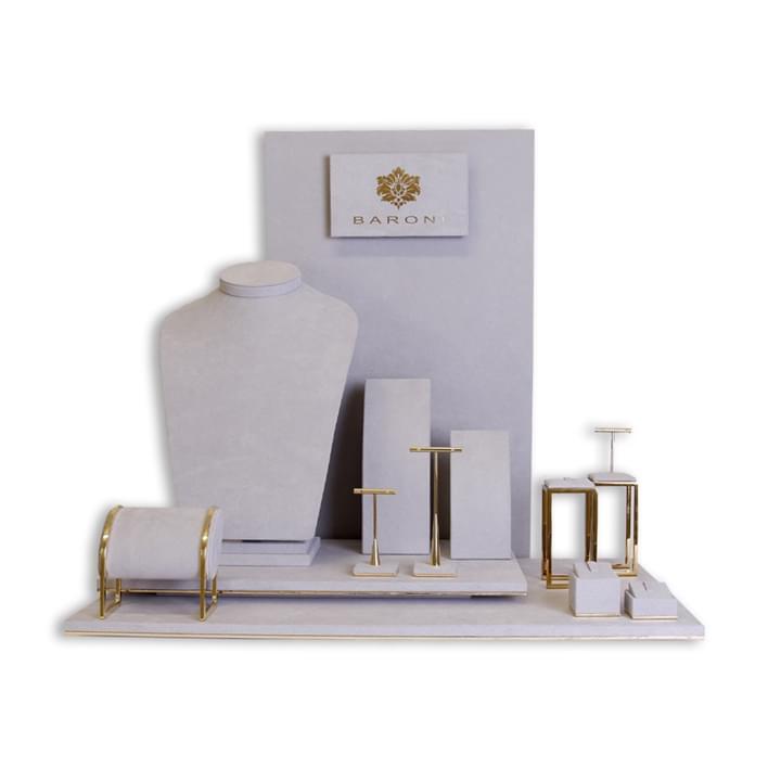 Set de prèsentoires pour bijouteries -  MGT0037