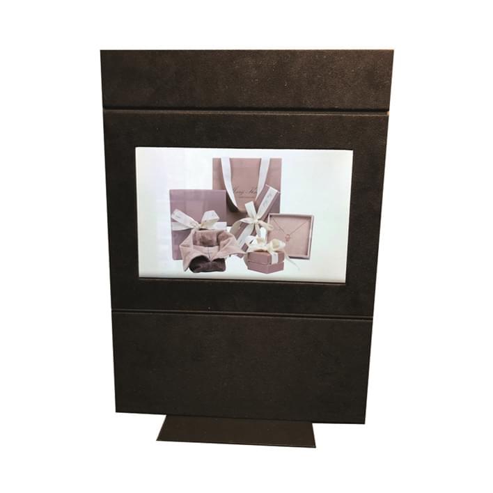 Vitrines pour bijouteries - porta ipad interno