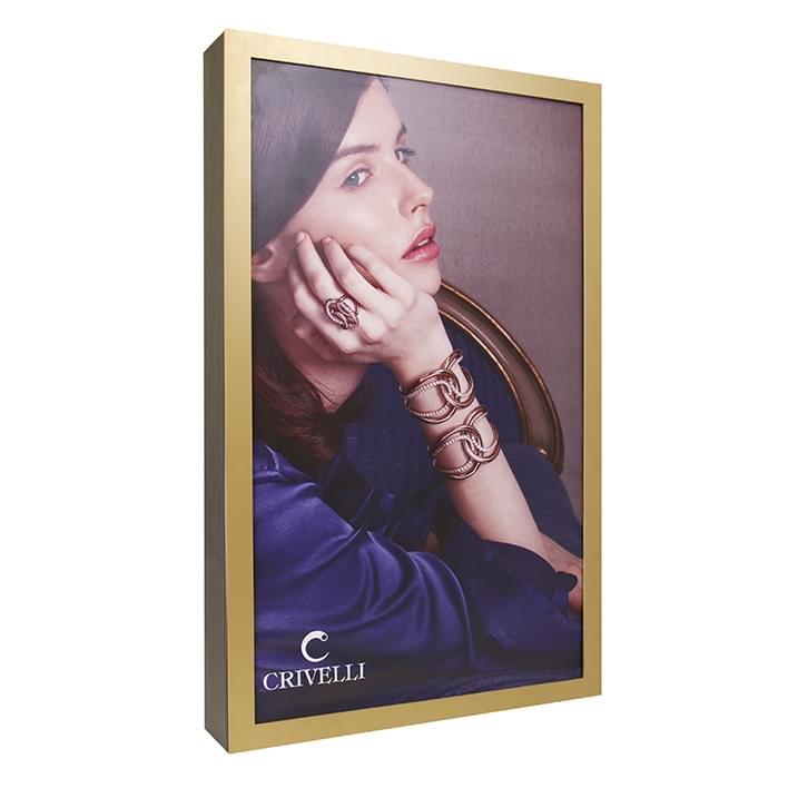 Vitrines pour bijouteries - TobeframeGrande-espositori