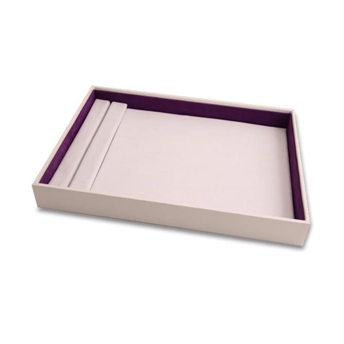Bacs compartimentés - vassoio semplice prodotto