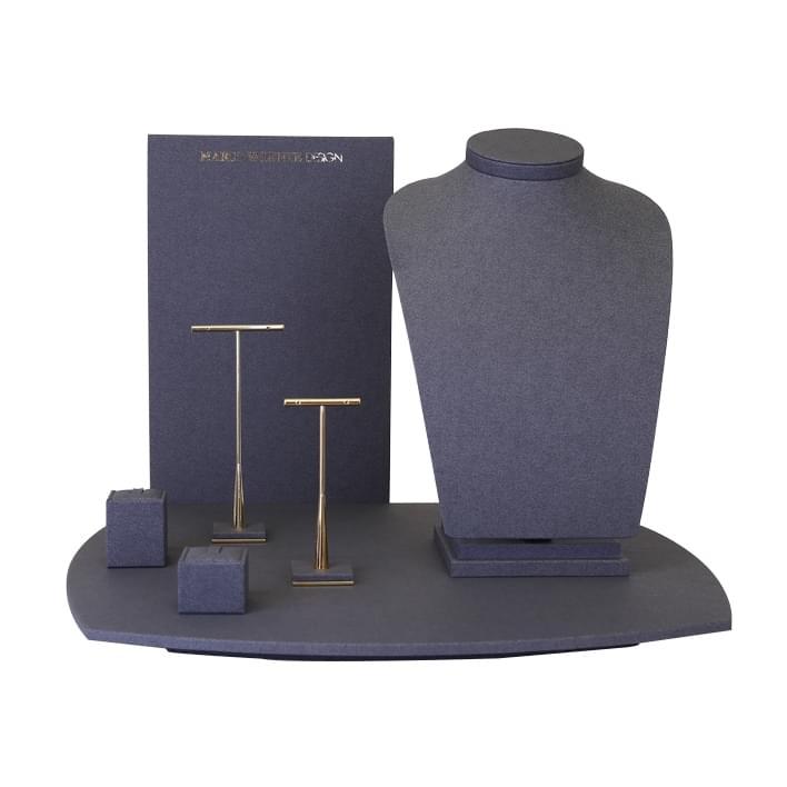 Vitrines pour bijouteries - vetrina MARCO VALENTE  base newyork